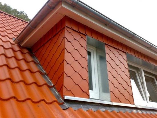 Relativ Steildach... Die Krone Ihres Hauses ZB54